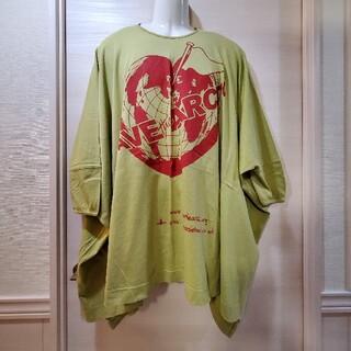 ヴィヴィアンウエストウッド(Vivienne Westwood)の【Vivienne Westwoodアングロマニア】ビッグシルエットトップス(Tシャツ(半袖/袖なし))