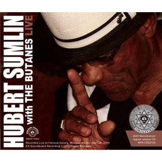 HUBERT SUMLIN WITH THE BUTANES (ブルース)