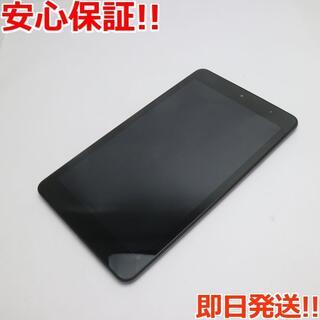 キョウセラ(京セラ)の美品 KYT32 Qua tab QZ8 モカブラック (タブレット)
