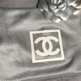 シャネル(CHANEL)のCHANEL メッシュ巾着袋(その他)