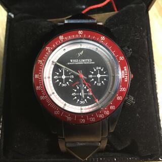 ウィズ(whiz)のwhiz limited 76本限定ナンバー入 CROTECH 腕時計 美品(腕時計(アナログ))