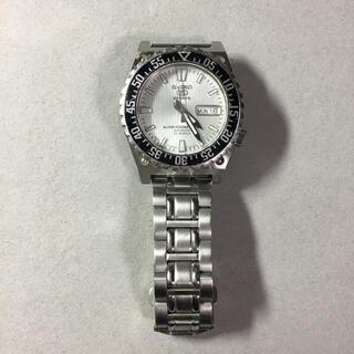 セイコー(SEIKO)のSEIKO セイコー5 スポーツ ダイバー 自動巻き 中古品(腕時計(アナログ))