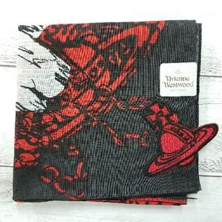 Vivienne Westwood - Vivienne Westwood 額縁オーブ刺繍ハンカチ
