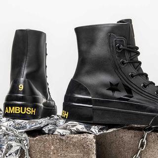 AMBUSH - 27cm AMBUSH × CONVERSE pro leather hi