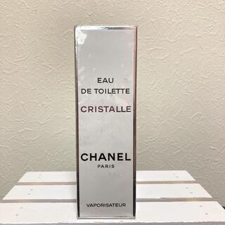 CHANEL - CHANELクリスタルオードゥトワレット(ヴァポリザター)100ml 未開封品