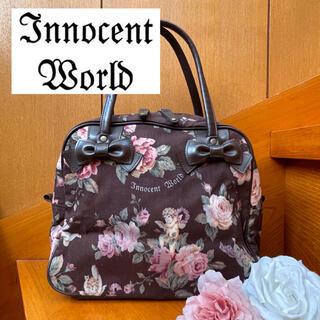 Innocent World - イノセントワールド バッグ ブラウン