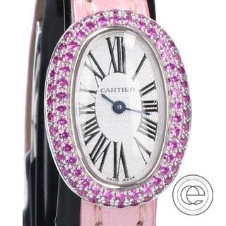 カルティエ(Cartier)のCartier カルティエ WB513031 Mini Baignoire(腕時計)