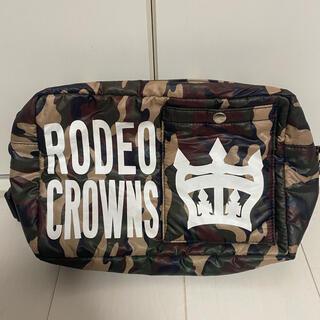 ロデオクラウンズ(RODEO CROWNS)のロデオクラウンズショルダーバック(ショルダーバッグ)