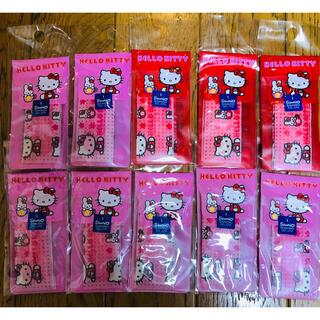 サンリオ(サンリオ)の【新品】サンリオ Hello Kitty キティ バンドエイド 10個セット(キャラクターグッズ)