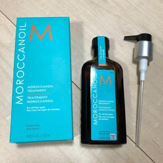モロッカンオイル(Moroccan oil)の【新品】ヘアサロン専売品!モロッカンオイル 125ml(オイル/美容液)
