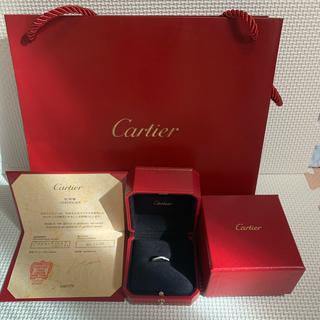 カルティエ(Cartier)のCartier バレリーナ(リング(指輪))