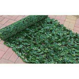 31m*3m【LR.store】 グリーンフェンス 緑のカーテン 目隠し リーフ(その他)