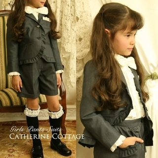 キャサリンコテージ(Catherine Cottage)の入学式・卒園式 セットアップスーツ(ドレス/フォーマル)