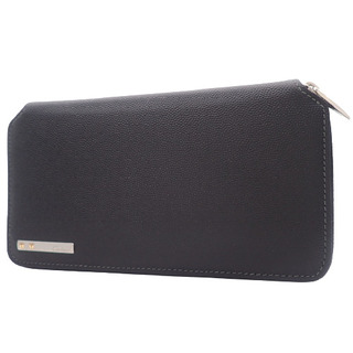 カルティエ(Cartier)のカルティエ長財布 ラウンドファスナー長財布  ブラック黒 40800065599(長財布)