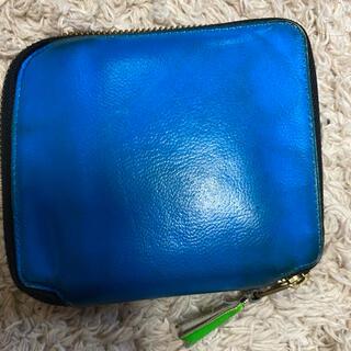 コムデギャルソン(COMME des GARCONS)の【正規品】コムデギャルソン 2つ折り財布(折り財布)