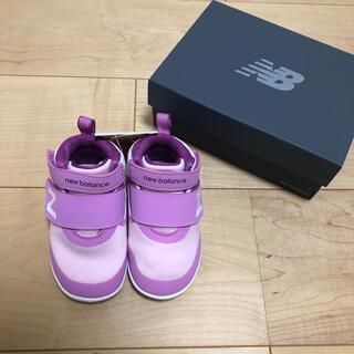 New Balance - New Blance223Hニューバランスベビー靴スニーカーピンク新品未使用
