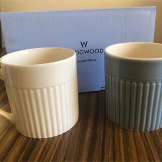 ウェッジウッド(WEDGWOOD)の新品 WEDGWOOD  ペアマグカップ(マグカップ)