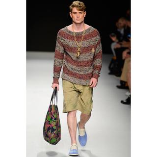 ヴィヴィアンウエストウッド(Vivienne Westwood)のVivienne Westwood 13SS 激レア Punk Knit(ニット/セーター)