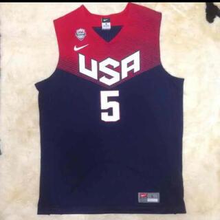 ナイキ(NIKE)のNIKE ナイキ NBA ユニフォーム usa 代表(バスケットボール)