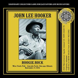JOHN LEE HOOKER / BOOGIE ROCK(ブルース)