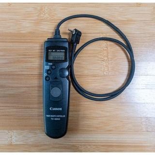 キヤノン(Canon)のCanon タイマーリモートコントローラー TC-80N3 コネクタ部改造品(その他)
