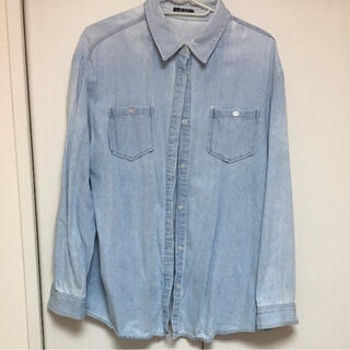 デニムシャツ(Tシャツ(半袖/袖なし))