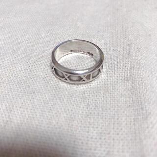 ティファニー(Tiffany & Co.)のティファニー アトラス リング(リング(指輪))