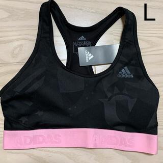 adidas - adidas アディダス スポーツブラ Lサイズ
