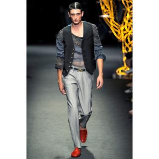 ヴィヴィアンウエストウッド(Vivienne Westwood)のVivienne Westwood 12SS 激レア Stone Knit(ニット/セーター)