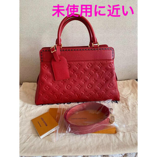 LOUIS VUITTON - ほぼ新品,ルイヴィトン M 41492 VOSGES MM ショルダーバッグ