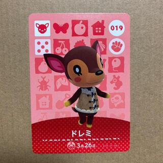 Nintendo Switch - ドレミ アミーボカード