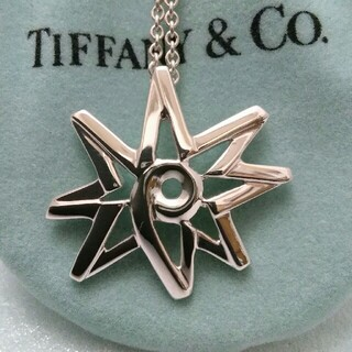 ティファニー(Tiffany & Co.)のティファニーネックレス シルバー925(ネックレス)