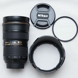 Nikon - Nikon 24-70mm f2.8 G ED