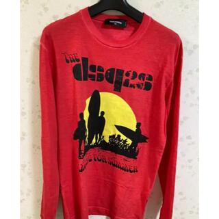 ディースクエアード(DSQUARED2)のロンT ディースクエアード dsquared(Tシャツ/カットソー(七分/長袖))