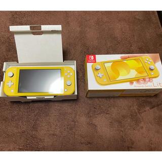 ニンテンドースイッチ(Nintendo Switch)の任天堂Switch light(携帯用ゲーム機本体)