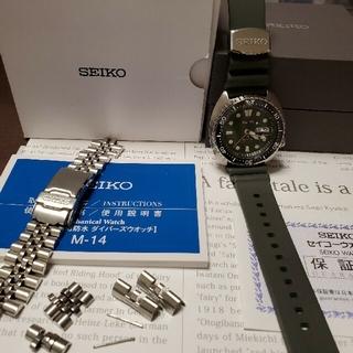 セイコー(SEIKO)のSEIKO SBDY051 ネット限定タートル(腕時計(アナログ))