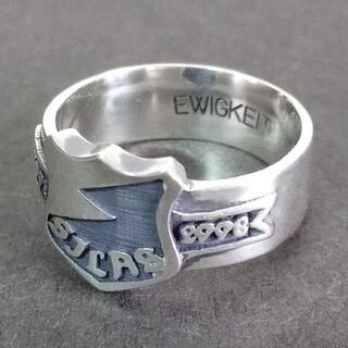 サイラス(SILAS)のSILAS シルバーリング(リング(指輪))