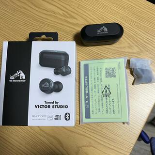 ビクター(Victor)のVictor HA-FX100T 付属品完備 正常動作確認済み(ヘッドフォン/イヤフォン)