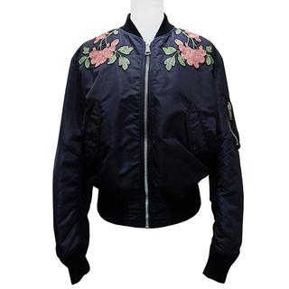 Gucci - グッチ  ブルゾン  フラワーエンブロイダリー リバーシブルMA-1 4