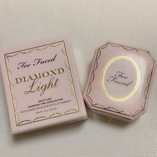 トゥフェイス(Too Faced)のToo Faced ダイヤモンド ハイライター(フェイスパウダー)