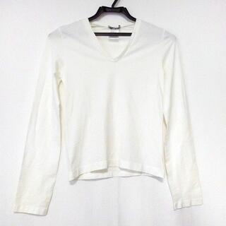 イッセイミヤケ(ISSEY MIYAKE)のイッセイミヤケ 長袖Tシャツ サイズM美品 (Tシャツ(長袖/七分))