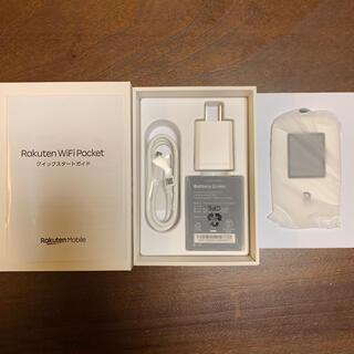 ラクテン(Rakuten)の楽天 WiFi Pocket(PC周辺機器)