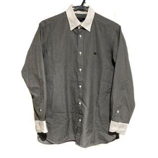 バーバリー(BURBERRY)のバーバリーロンドン 長袖シャツ サイズM -(シャツ)