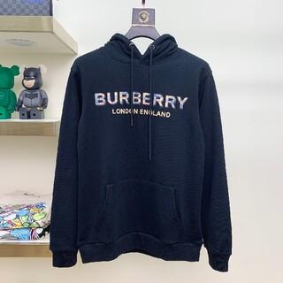 BURBERRY - [2枚14000円送料込み]BURBERRY パーカー 男女兼用23