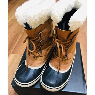 ソレル(SOREL)のSOREL  ブーツ WINTER CARNIVAL 23㎝(ブーツ)