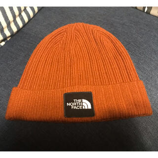 THE NORTH FACE - The North Face ビーニー ニット帽 ブラウン