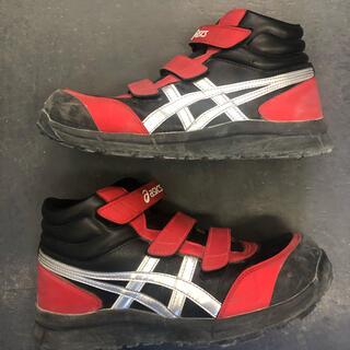 アシックス(asics)の安全靴 アシックス 限定カラー(その他)