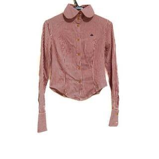 ヴィヴィアンウエストウッド(Vivienne Westwood)のヴィヴィアンウエストウッド サイズ10 L -(シャツ/ブラウス(長袖/七分))