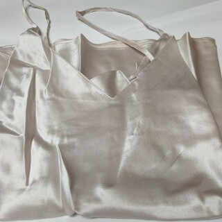 Wacoal - 【未使用】シルク100%キャミソール絹100%アンダーウェア