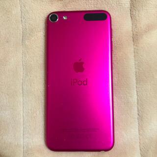 Apple - iPod touch 第6世代 32GB ピンク 初期化済 動作確認済